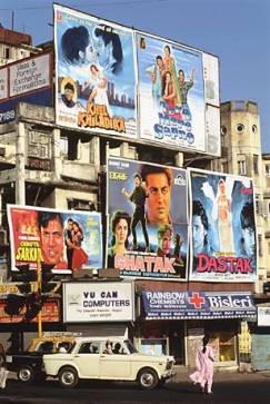 Affiches Bollywood